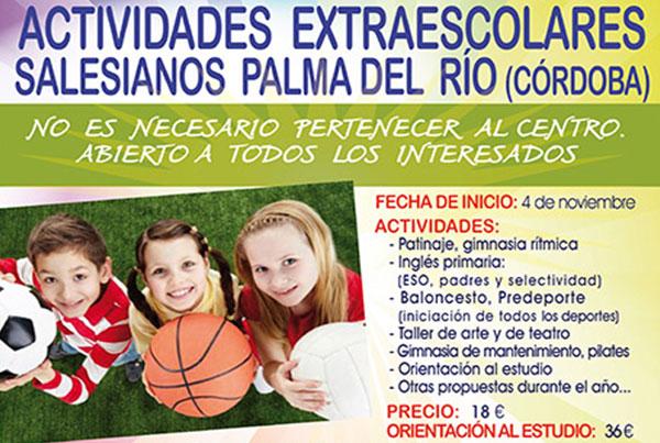 Actividades Extraescolares Salesianos Palma del Río