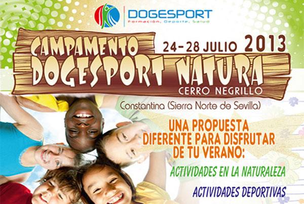 Campamento Dogesport Natura