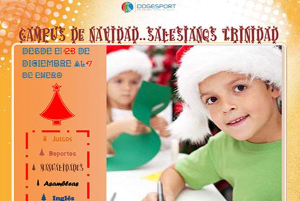 Campus de Navidad – Salesianos Trinidad