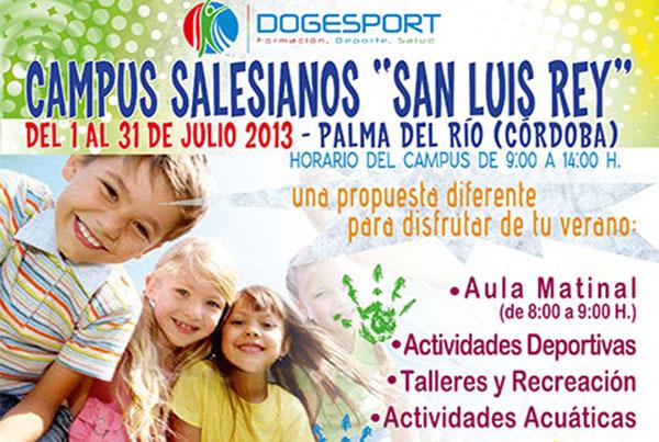 """Campus Salesianos """"San Luis Rey"""""""