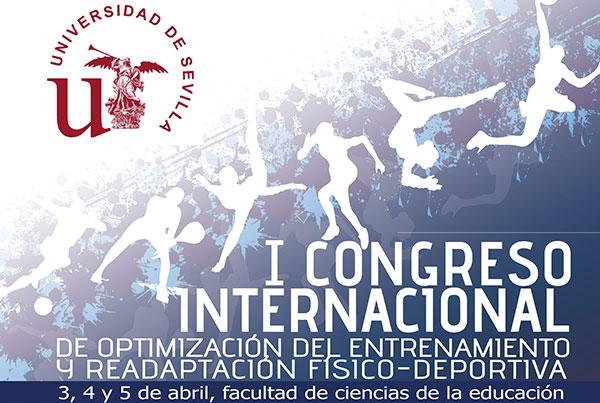 I congreso internacional de optimización del entrenamiento y readaptación físico-deportiva