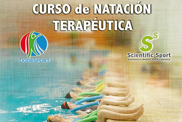 Curso de natación terapéutica