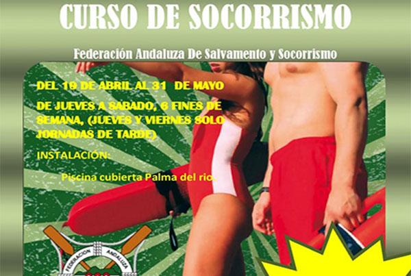 Cursos de socorrismo en Palma del Río
