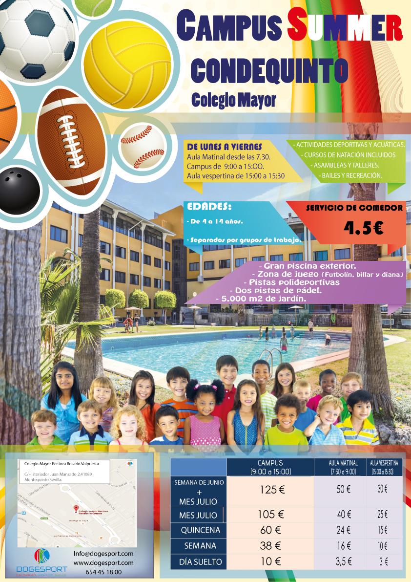 Campus Summer Condequinto